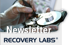 Newsletter - Recovery Labs
