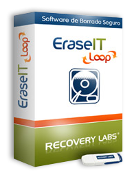 eraseit-loop. software de recuperacion de datos. Recovery Labs