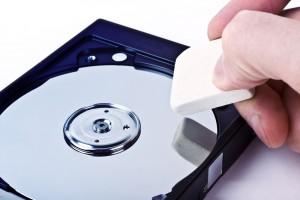 Borrado seguro de datos