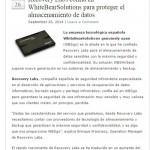 RL confía en WBSgo para el almacenamiento de datos