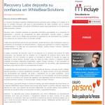 Recovery Labs confía en WhiteBearSolutions