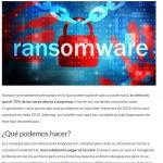 Qué hacer ante un ataque de ransomware-ADSLzone