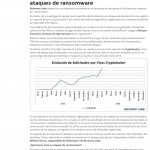 Repunte récord de pérdida de datos por ataques de ransomware-HayCanal